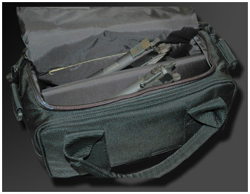 Low Velocity Downloading Bag