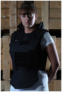 Police Body Armour Varient