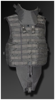 TMS - Tactical Modular System Body Armour